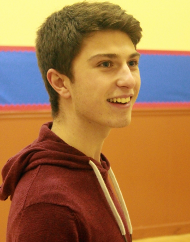 Phoenix Theatre and Phoenix Youth Theatre star actor Michael Lewis