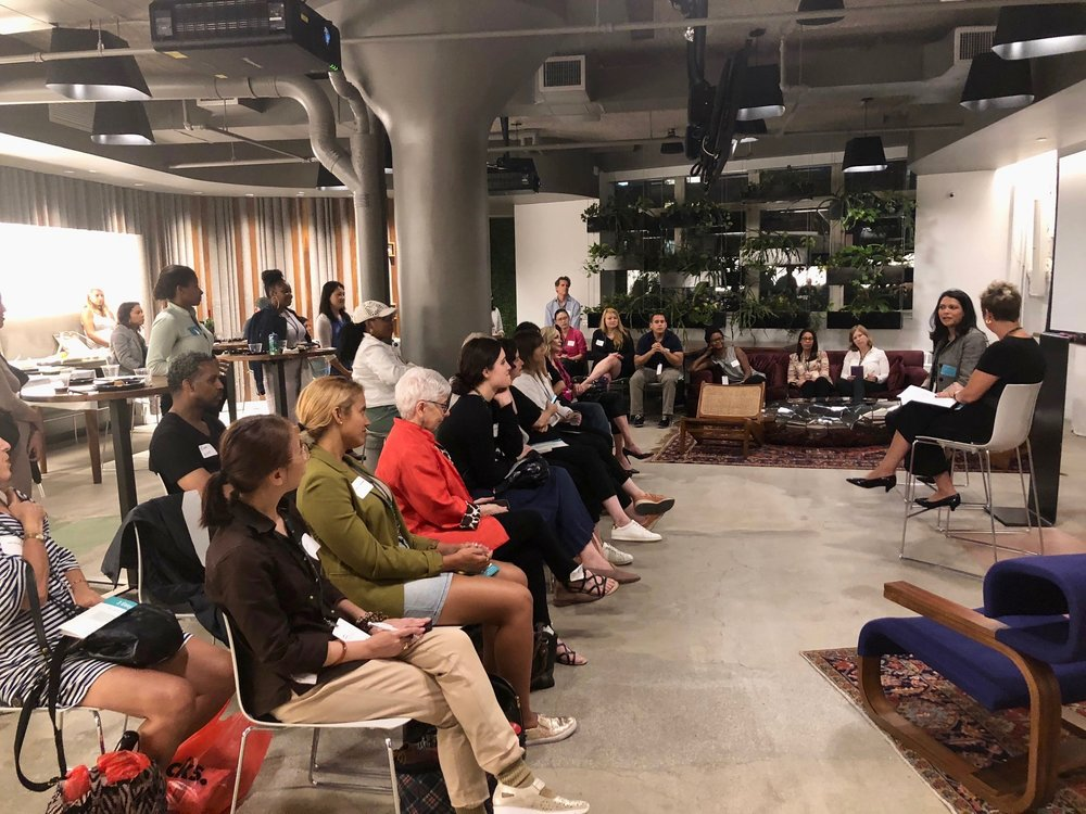 INVESTING IN STARTUPS: IN PARTNERSHIP WITH WOMEN 2.0 - OCTOBER 4, 2018NEW YORK, NY