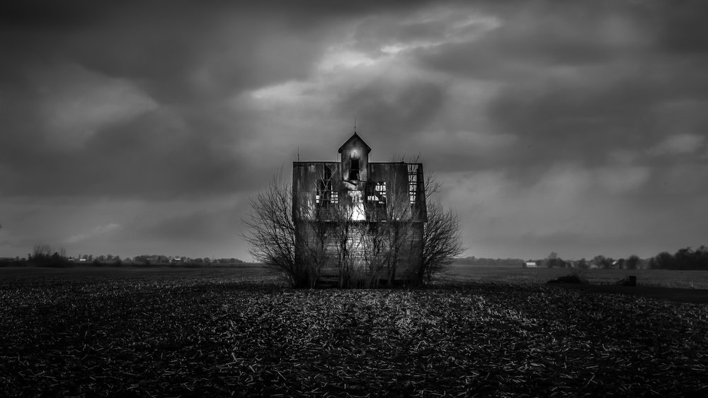 Honorable Mention - Fine Art - 12th Annual Black and White Spider Awards