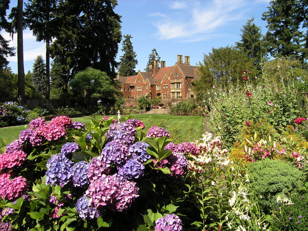 Captivating OLMSTED SUNKEN ENGLISH GARDEN