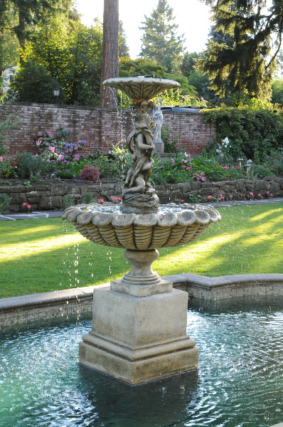 Statuary photo gallery thornewood castle for English garden pool
