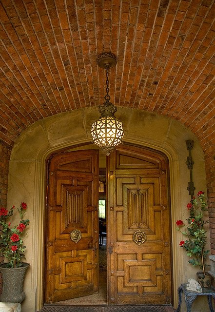 500-year-old front doors