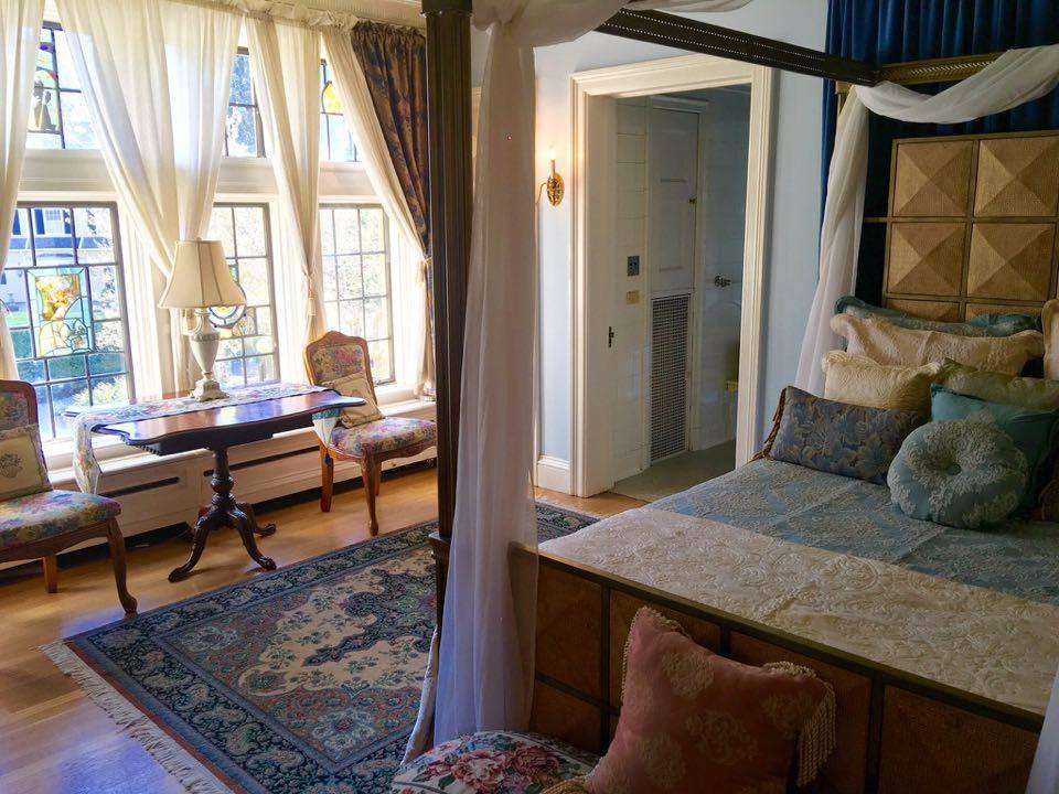 the blue room the most romantic bed and breakfast in washington
