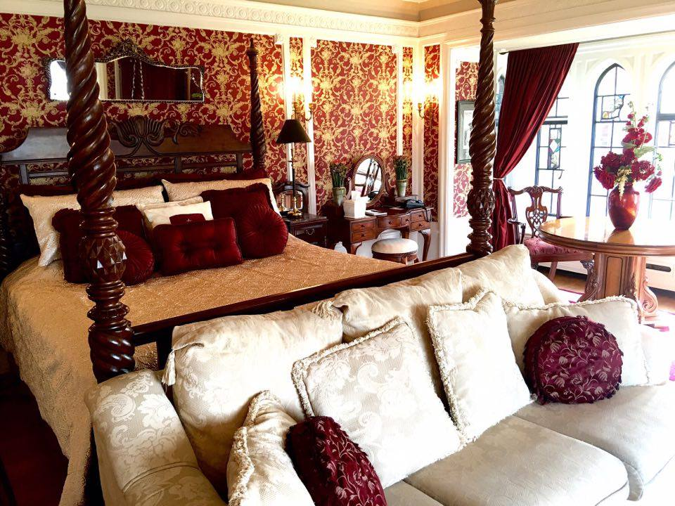 Presidential Suite jpg. Presidential Suite  The most romantic bed and breakfast in