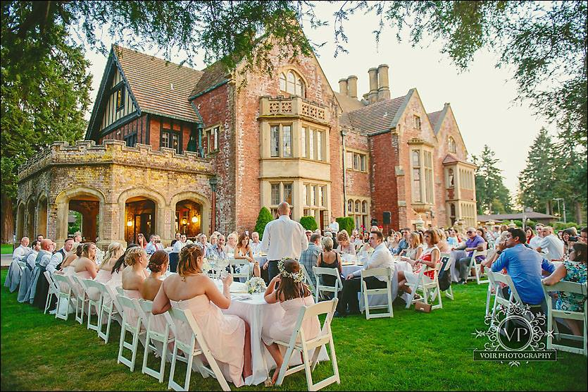 Seattle tacoma wedding venue indoor outdoor for Indoor outdoor wedding venues
