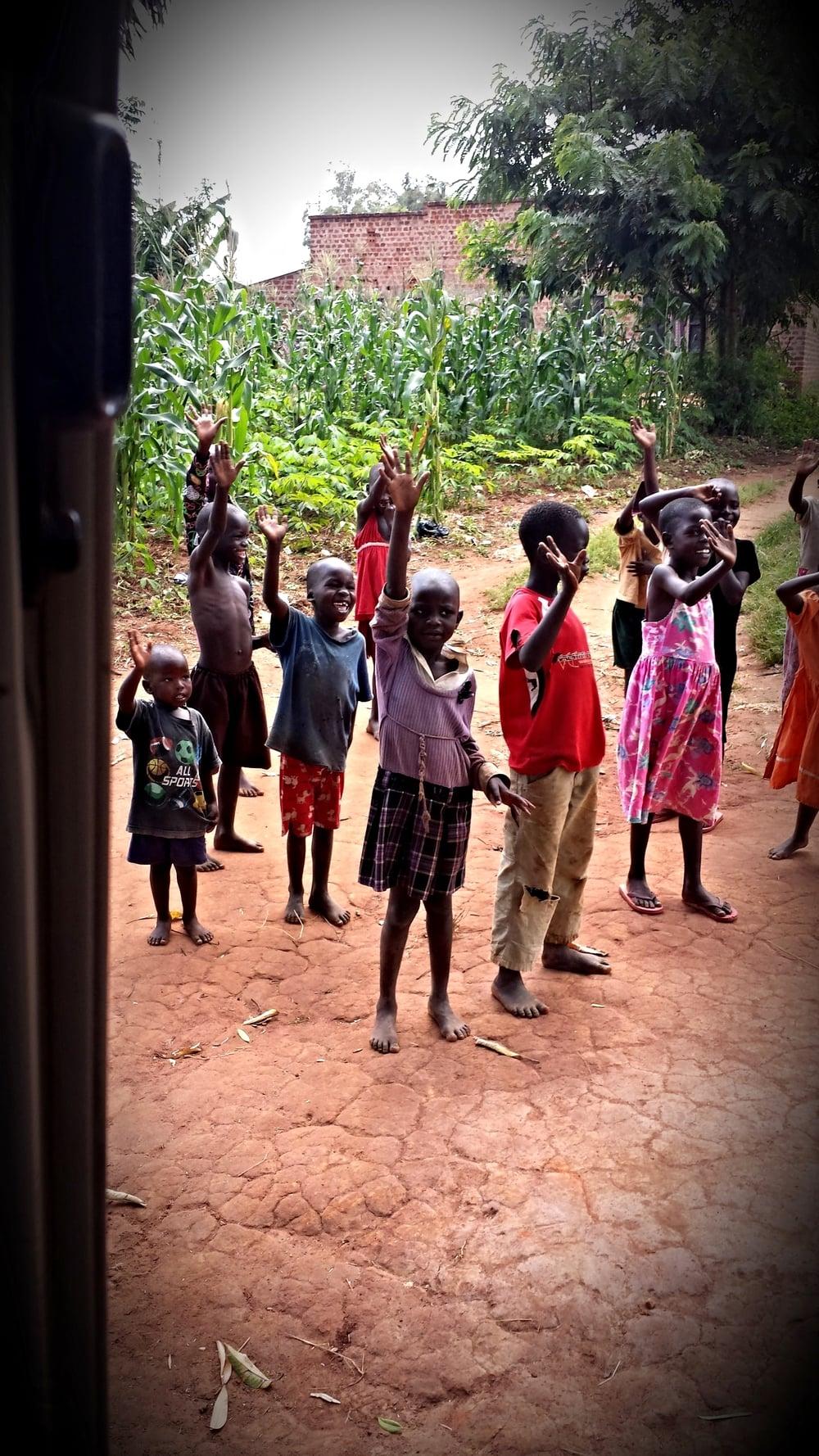 Unified for Uganda children