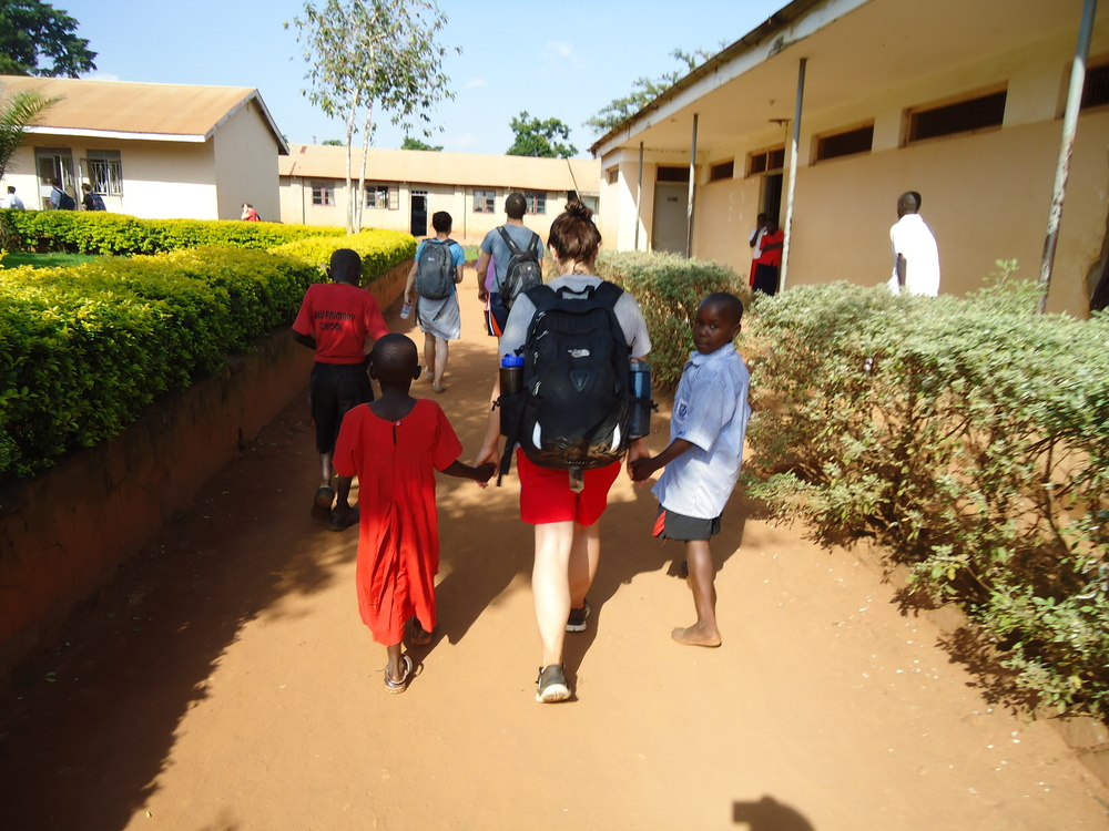Walk a child on the path to success.     Sponsor a child`s education