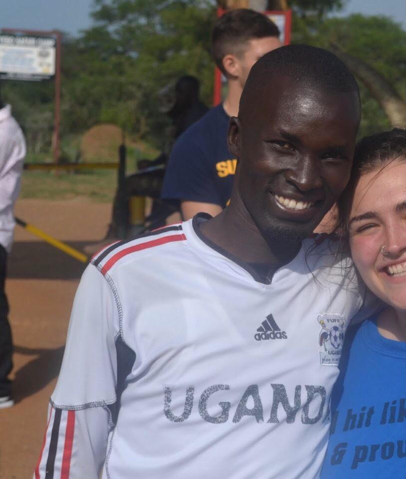 Ali Peter Kiseka Ugandan Progam Mentor