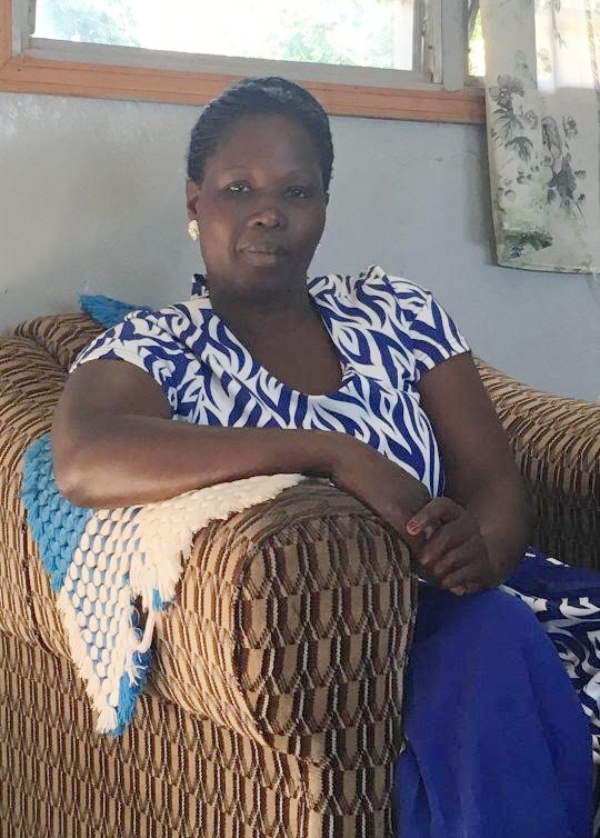 Amono Kevin Monica Ugandan Program Mentor