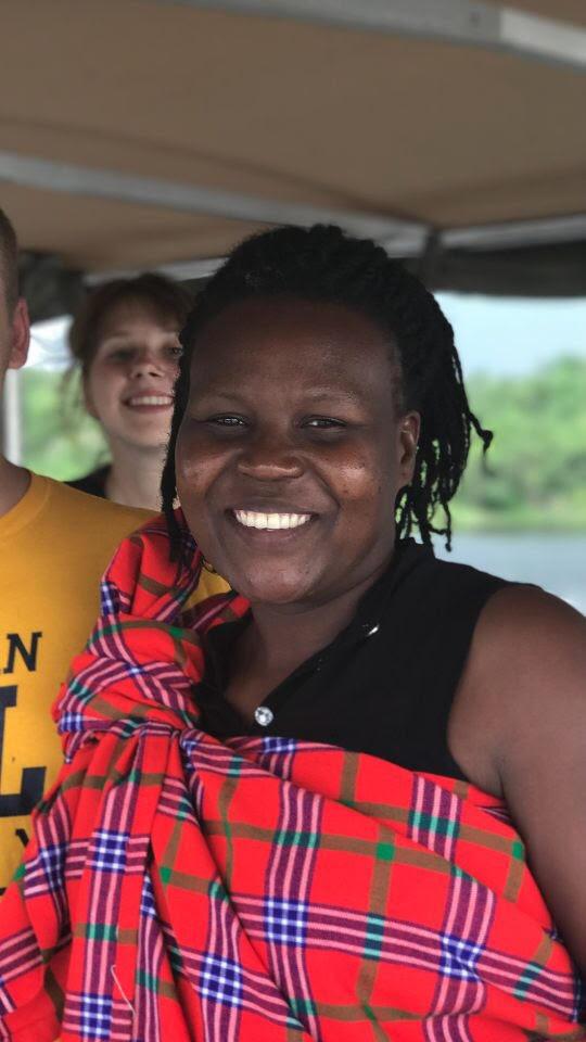 Lamunu Fiona Ugandan Program Mentor
