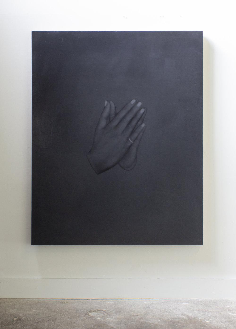 Praying Hands (After Hans Memling)
