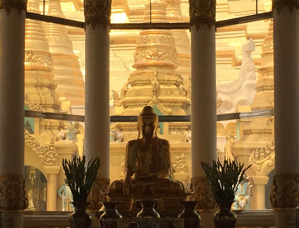 Yangon Temples