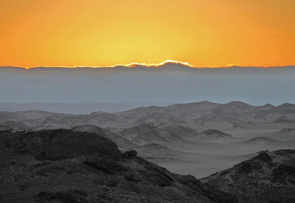 Barren Desert, Nimibia