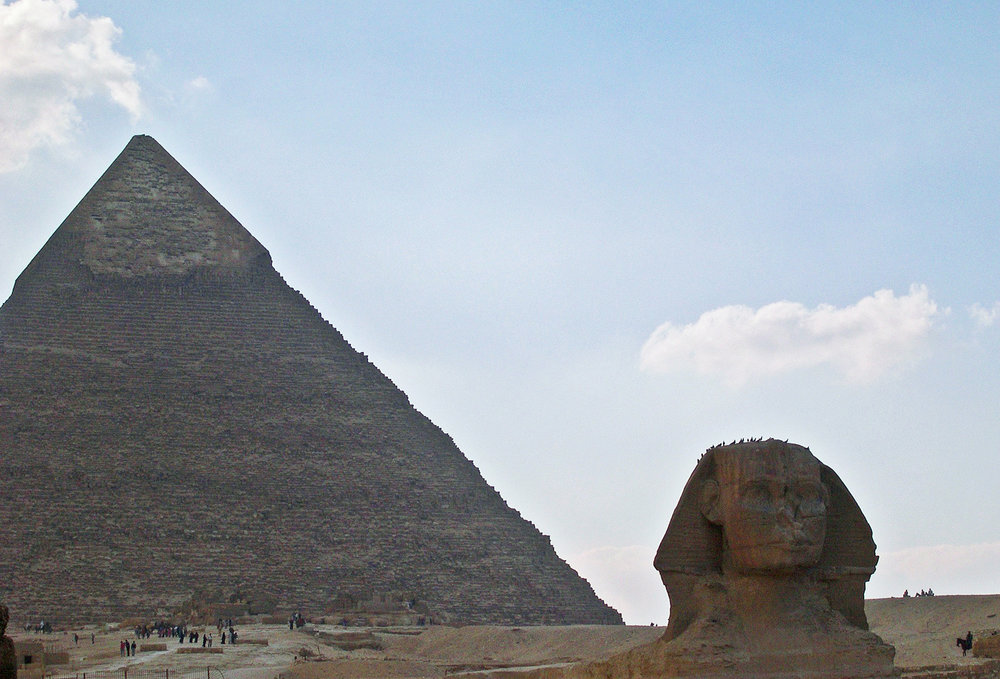 Classics, Giza, Egypt