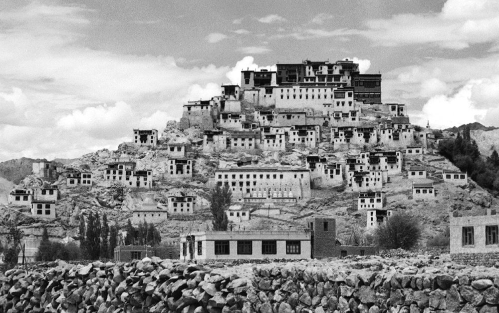 Thikse Monastery, Ladakh, India