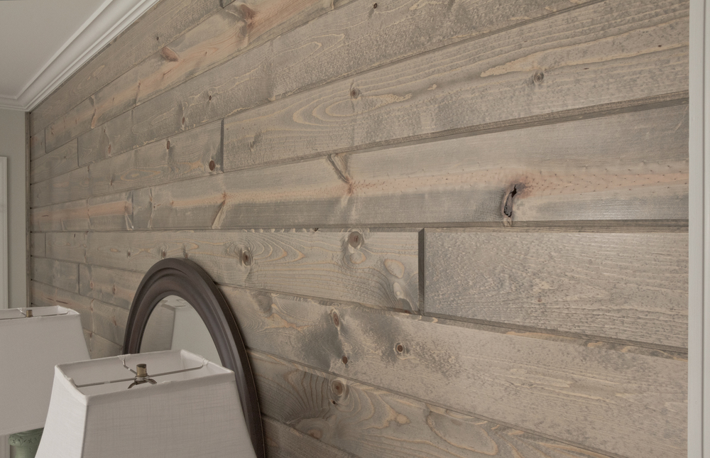 Weathered Wall Paneling : First timer diy why i m installing a wood wall — the