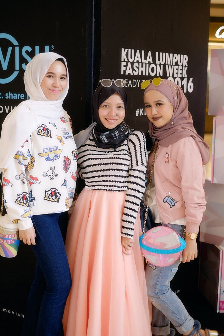 Expressing our 'quirky' side with @Faafirds, a Malaysian youtuber sensation and her fashion-enthusiast sister @Fiefirds