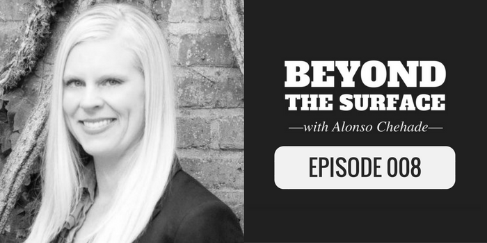 Shannon underwood on beyond the surface podcast