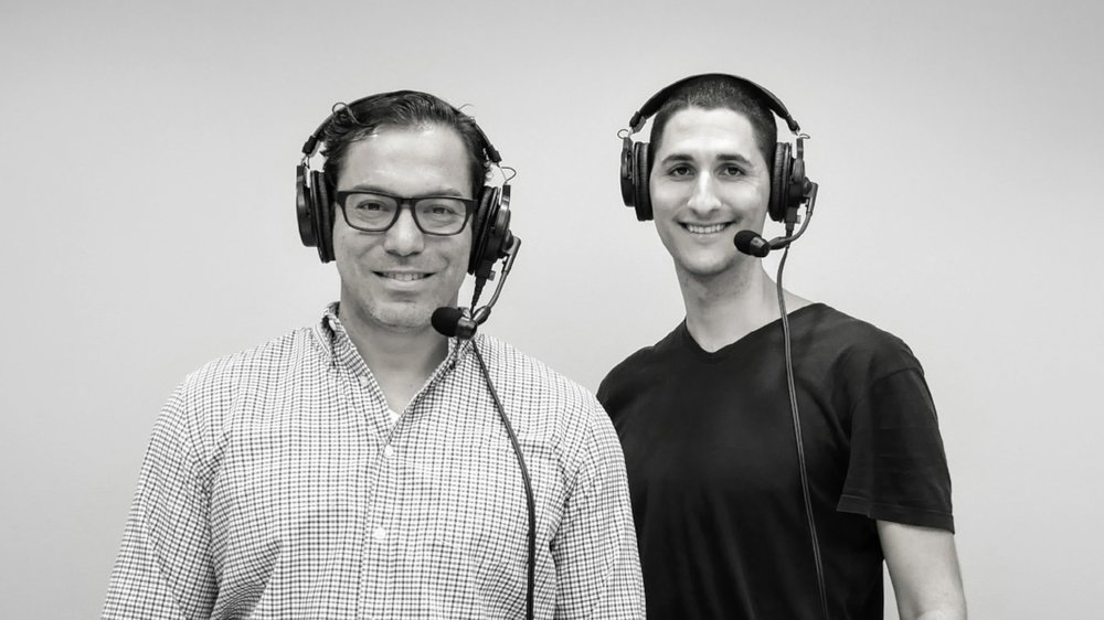manny medina with alonso chehade on beyond the surface podcast
