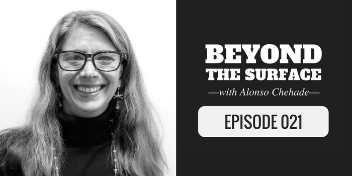 Dr. Merry Harris on the Beyond the Surface Podcast