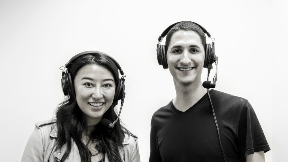 jennifer wong with alonso chehade on beyond the surface podcast