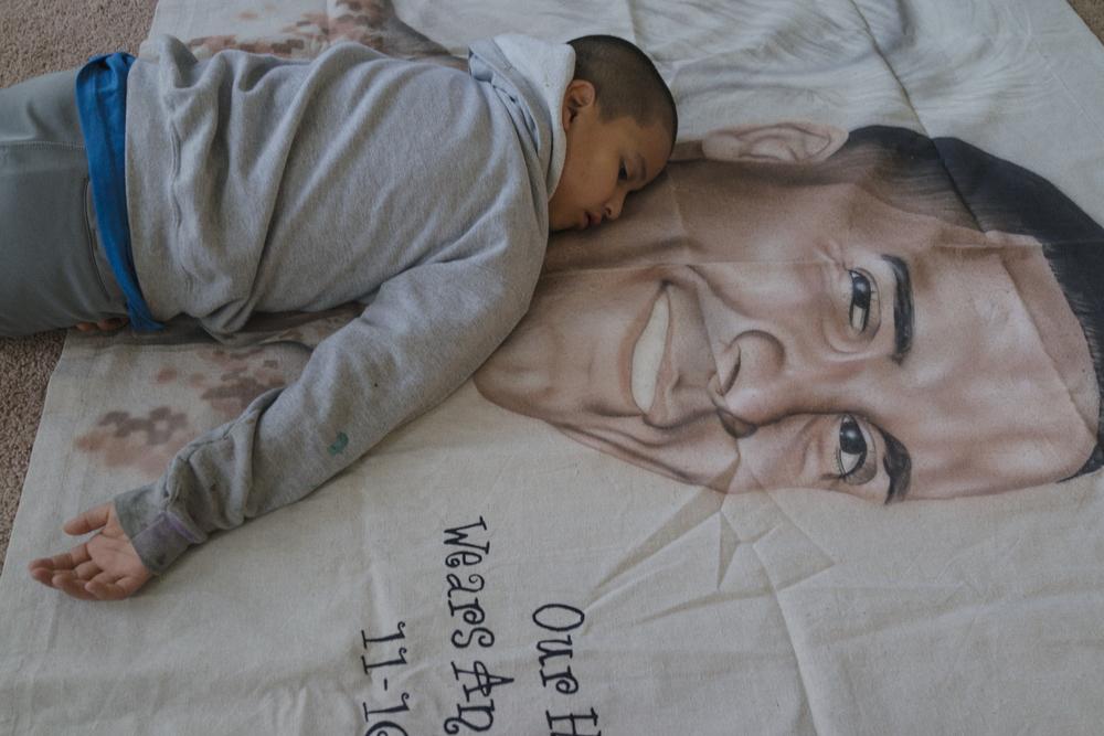Javier Ortiz Rivera: Papi. King. Marine.