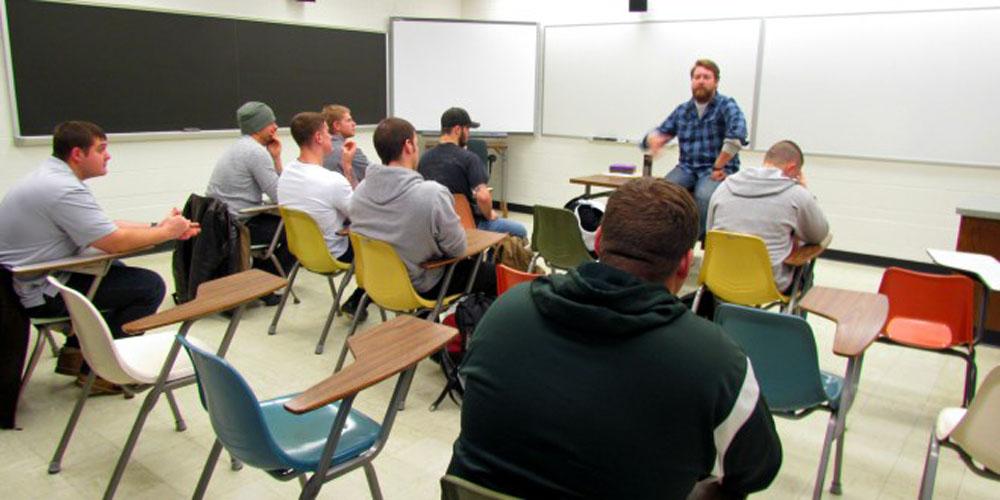 David Chrisinger_Teaching Vets at UWSP_2014.jpg