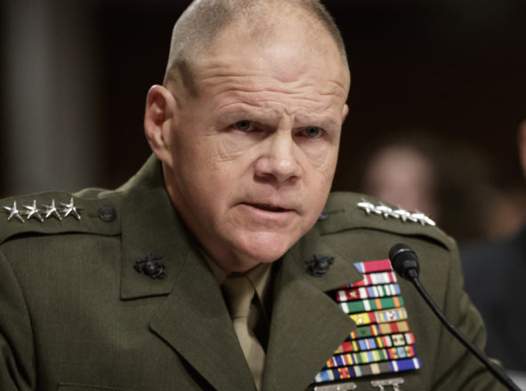Officials Scramble to Punish Marines Responsible for Nude Photo Sharing - The Senate Armed Services Committee demanded to know how the Commandant of the Marines Corps and the Acting Secretary will address the Marines United scandal.Originally published on Reveal from the Center for Investigative Reporting