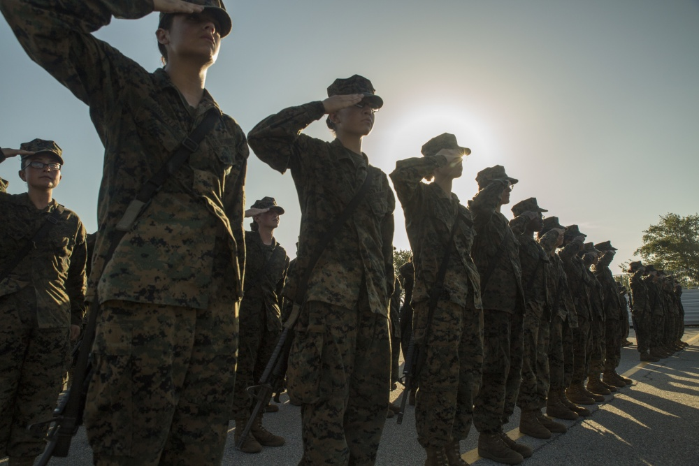 Marine Corps Publishes, Then Deletes, Name Of First Woman Infantry Officer - Corps mistakenly outs first woman grunt officer, then denies multiple interview requests, citing her privacy concerns. Veterans call for transparency, celebration.Read our investigation.