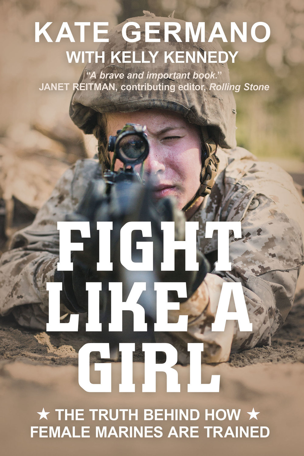 """Fight Like a Girl"""