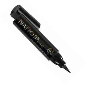 Felt Tip Liner: Natio Pen Eyeliner