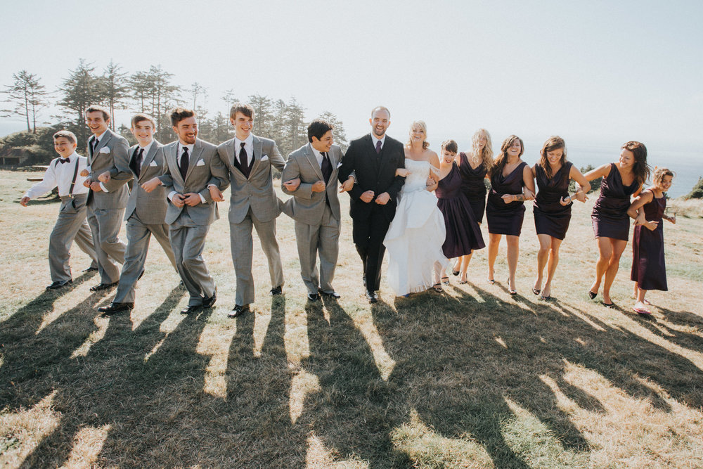 Oregon Coast Wedding Cannon Beach | Kai Hayashi Photography