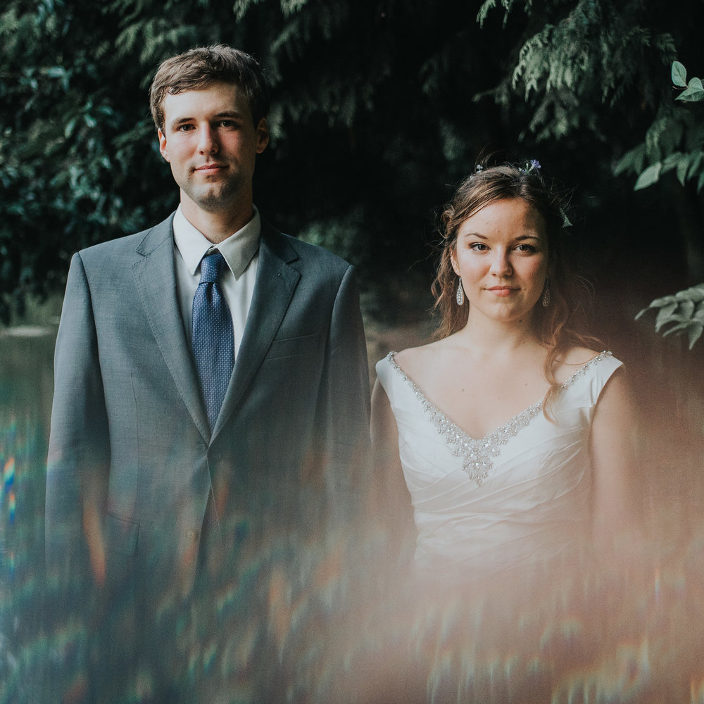 Portland Oregon Outdoor Garden Wedding | Kai Hayashi Photography