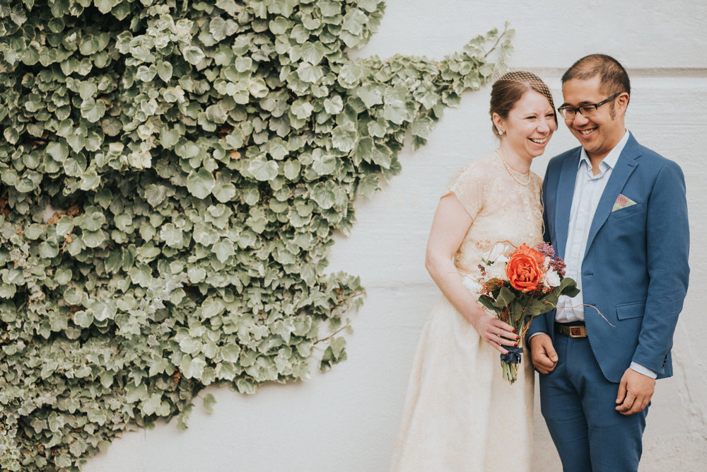Portland Oregon Waterfront Wedding | Kai Hayashi Photography