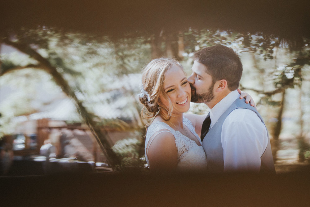 Eugene Oregon Outdoor Wedding Photography | Kai Hayashi Photography