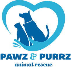 Pawz and Purrz Animal Rescue logo.png