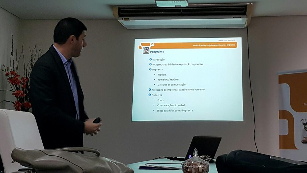 Sindicer/PB participa do ciclo de palestras da FIEPB sobre comunicação e relacionamento, realizado em Campina Grande e João Pessoa.
