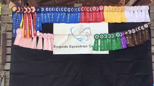 Congratulations to all our Riders, Trainers, and Horses on a very successful week at Waterloo HJAM!