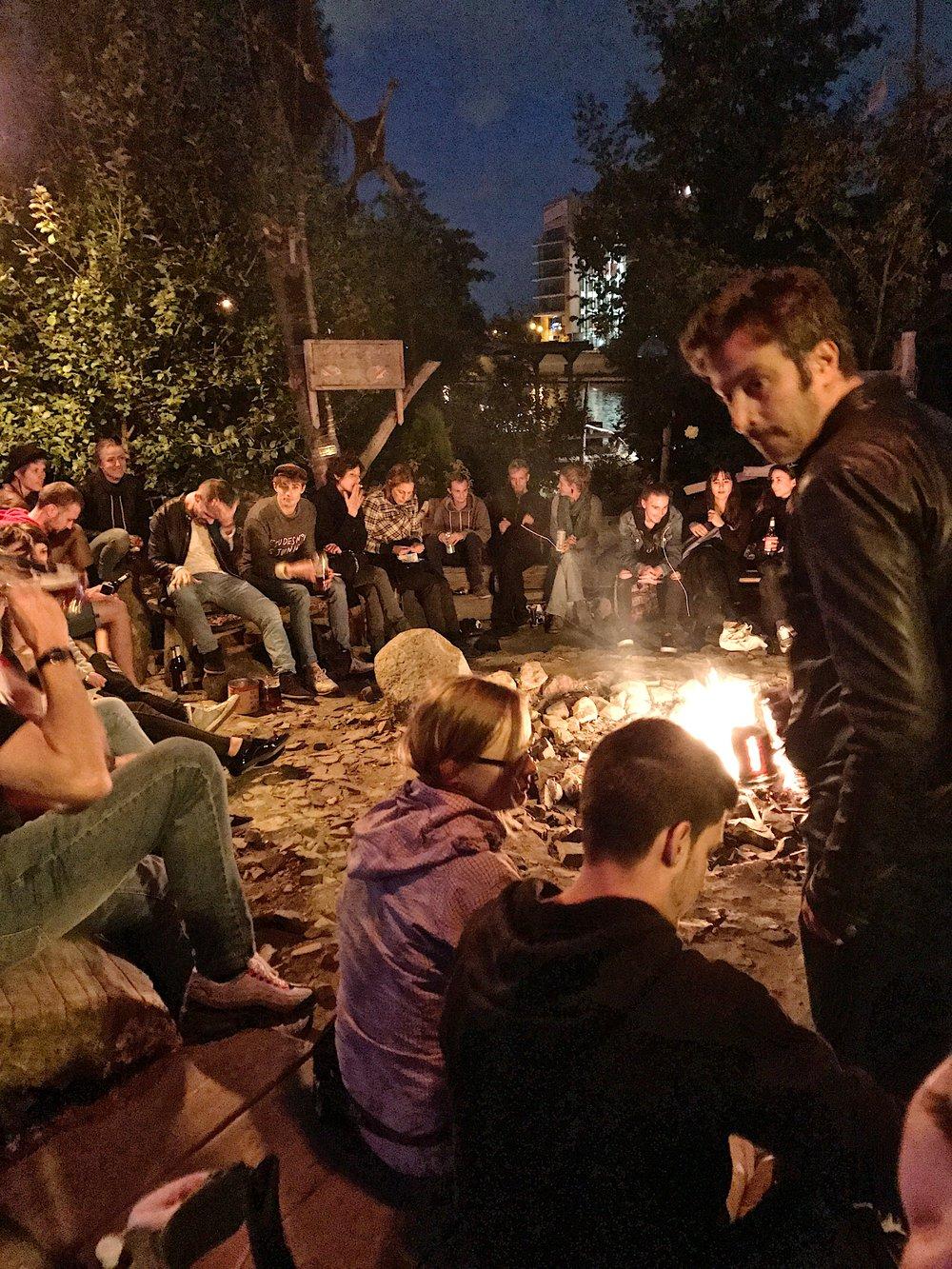 Bonfire 🔥🔥🔥