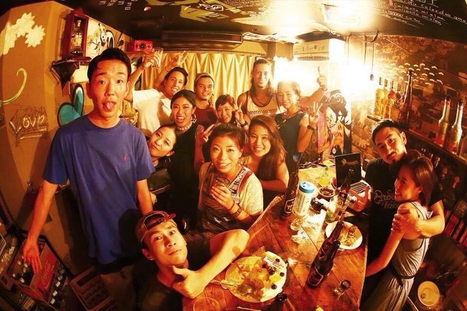 Hotaru's bday party