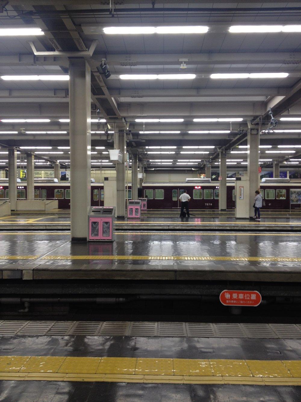 Umeda 梅田站