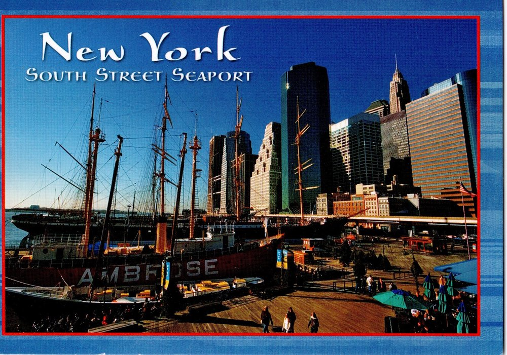 Manhattan Postcard Inc.