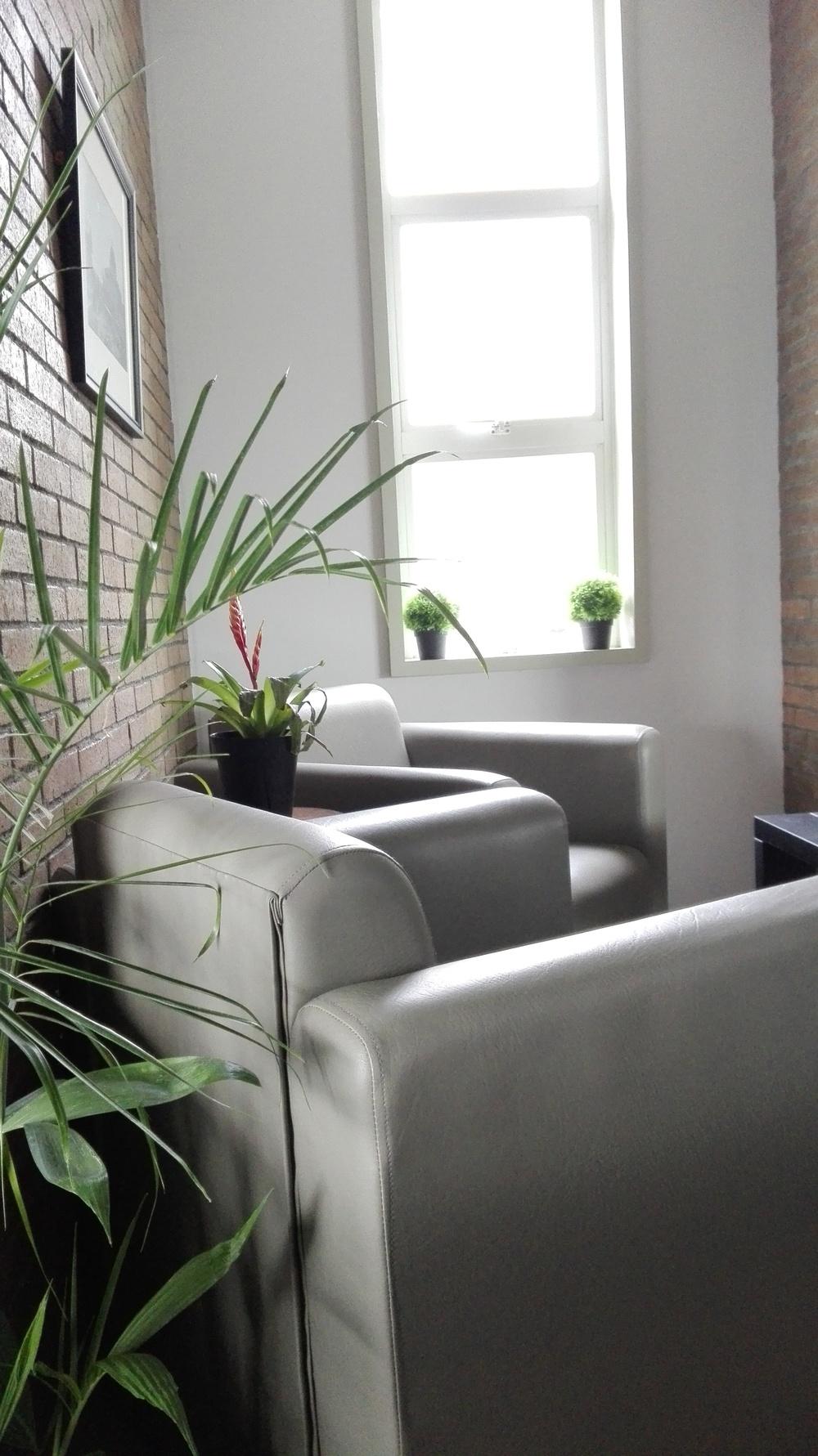 Manila's Best Coffee's introvert narcissist corner.