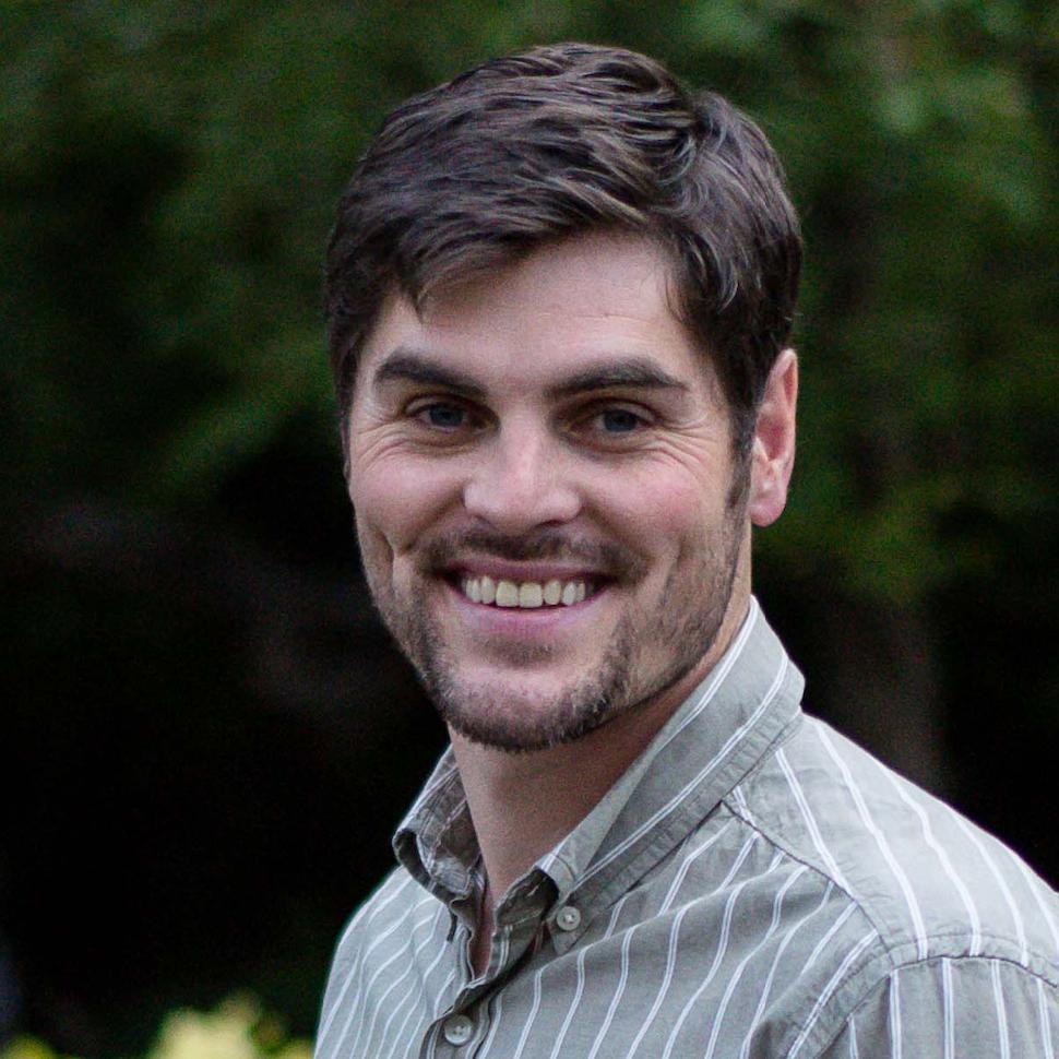 DANIEL GARNER    CTO, Founder