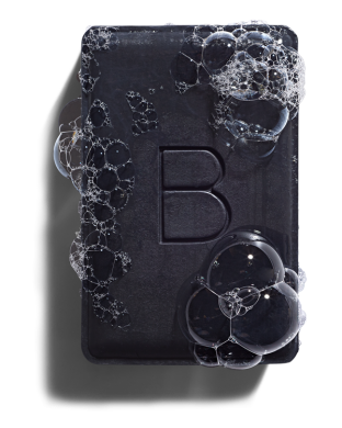 The  Charcoal Cleansing Bar  literally changed my life!