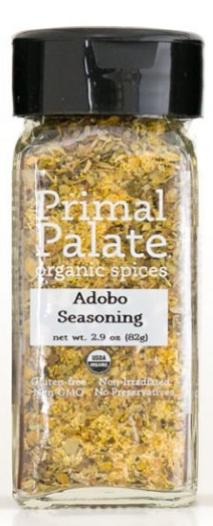 Primal Palate Adobo Spice Blend