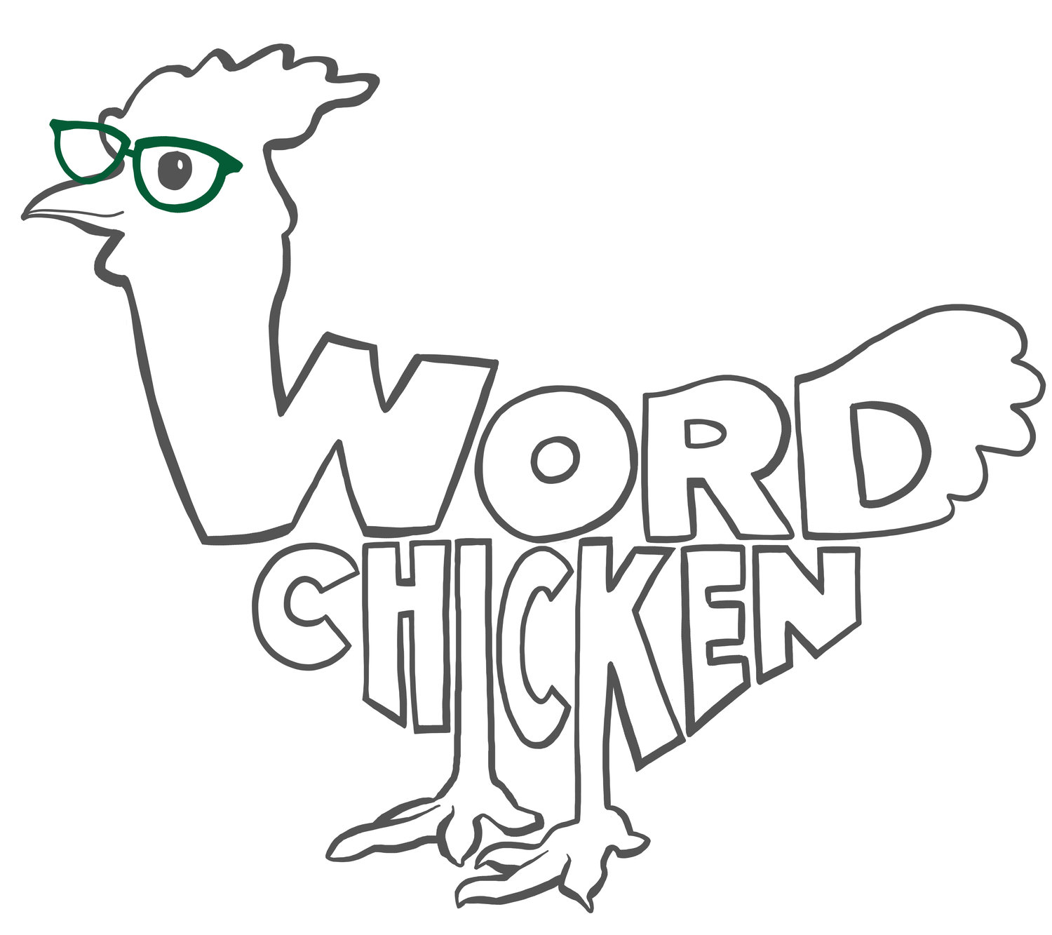 Word Chicken