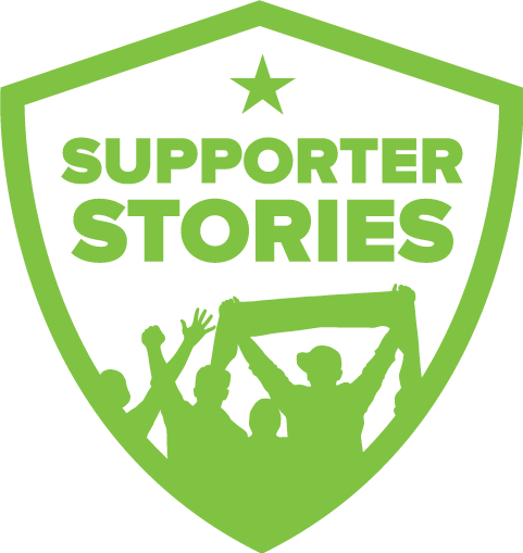 Supporter Stories