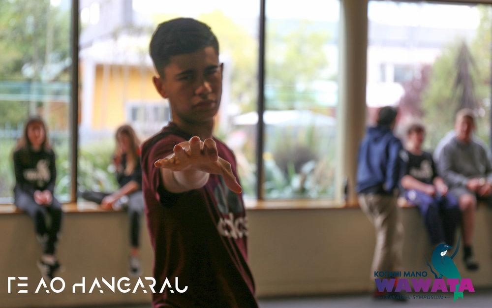 NATHANIEL CASHELL, 15 - HATO PAORA COLLEGE, MANAWATU