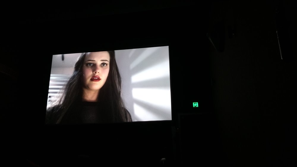 Katherine Langford as Scarlett